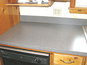 kitchen counter resurfacing