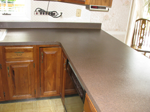 countertop updating